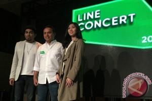 Empat musisi besar ini bakal tampil di Line Concert