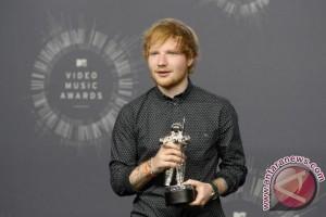 Ed Sheeran bicara soal ambisi setelah punya anak
