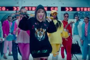 Video klip TaylorSwift pecahkan rekor YouTube