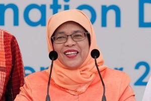 ICMI Ucapkan Selamat untuk Presiden Perempuan Singapura