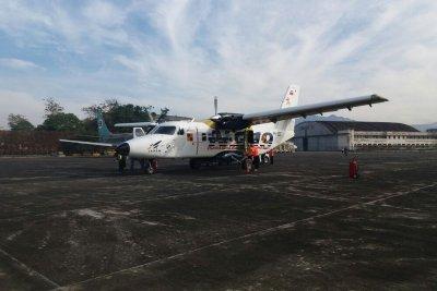 Kado HUT RI, Pesawat N-219 Sukses Terbang Perdana