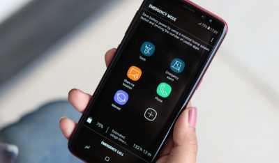 Cara Gunakan Mode Darurat di Ponsel Samsung