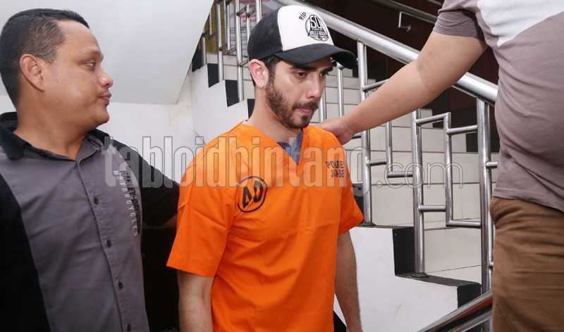 Positif Narkoba, Fachry Albar Terancam Hukuman 12 Tahun Penjara