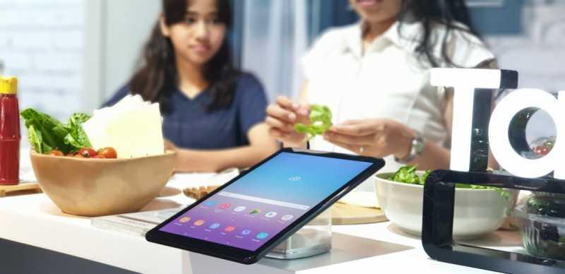 Samsung Rilis Galaxy Tab A 2018 yang Ramah Anak