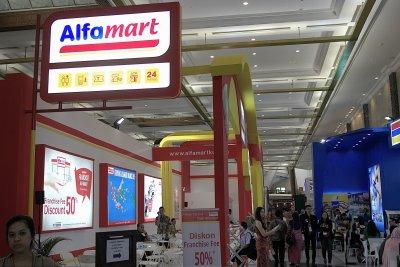 10.500 Alfamart dan Alfamidi Pakai Internet of Things Tahun Depan