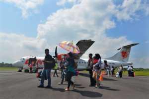 Harga Tiket Pesawat Tak Bisa Turun Signifikan di Masa Mudik Lebaran