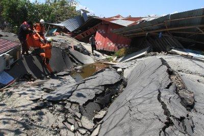 Cilacap, Bali dan Papua Diguncang Gempa 5,2 hingga 5,5 SR