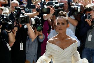 Diolok-olok karena Terlalu Kurus, Celine Dion Cuek