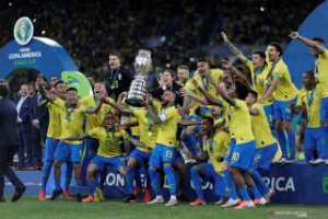 Pemain-pemain Brasil Merespons Komentar Kontroversial Messi
