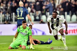 Juventus Gasak Udinese 4-1 Meski Istirahatkan Ronaldo