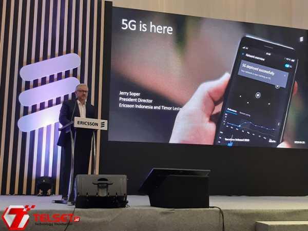 Dengan 5G, Pendapatan Operator Bisa Naik 30%