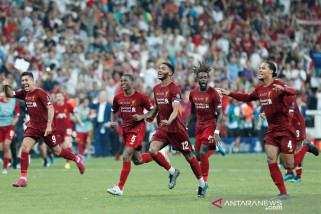 Daftar juara Super Eropa, Liverpool Samai Rekor Real Madrid