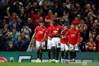 MU dan Wolverhampton Lolos Berkat Adu Penalti