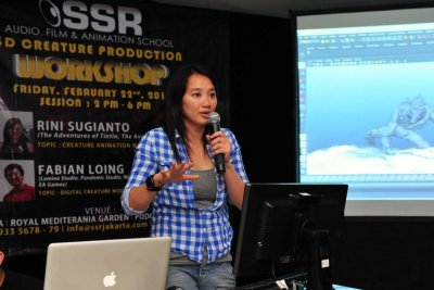 Dua Animator Indonesia Terlibat dalam Film Nominator Oscar 2019