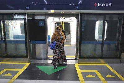 Tarif MRT Berlaku Normal Mulai Senin, 13 Mei 2019