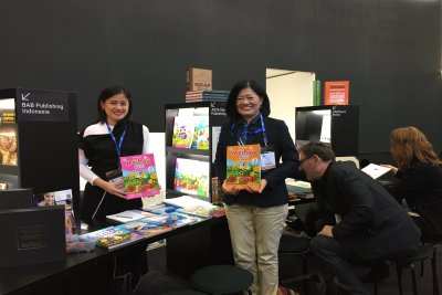 London Book Fair 2019: 23 Judul Buku Asal Indonesia Terjual
