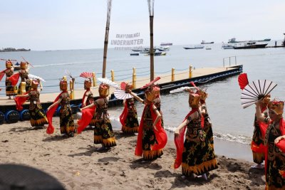 Susi Ingin Wisata Bahari Banyuwangi Jadi Contoh Pembangunan Pesisir