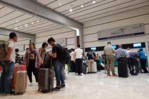 Sistem Check-In dan Imigrasi Terminal 2 Soekarno-Hatta Alami Gangguan