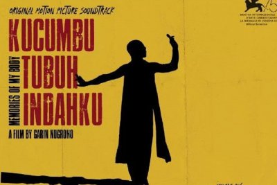 11 Soundtrack Film Kucumbu Tubuh Indahku dari Mondo Gascaro