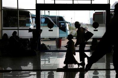 H-5 Lebaran,Terminal Bus Pulogebang Berangkatkan 22 Ribu Penumpang