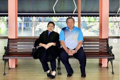 Almarhumah Ani Yudhoyono Dimakamkan di TMP Kalibata
