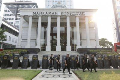 Situasi Jakarta Jelang Sidang Perdana Gugatan Pilpres 2019 Tim Prabowo