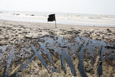 Pertamina Angkat 5.512 Barel Tumpahan Minyak dari Perairan Karawang