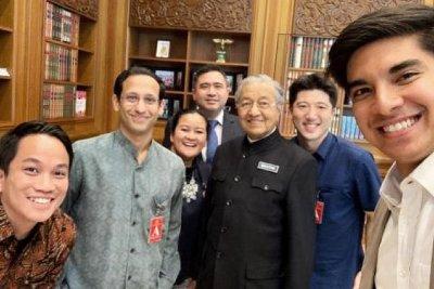 Menteri Milenial Malaysia Beberkan Kenapa Gojek Dibutuhkan
