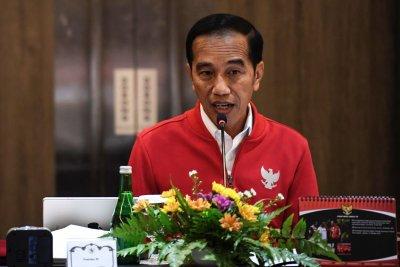 Jokowi Marah Kebakaran Hutan Terjadi Lagi, Sebut Bawahannya Lalai