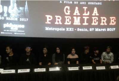 Film 'Danur: I Can See Ghost', Petualangan Si Gadis Indigo