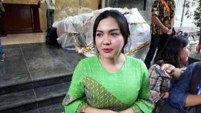 Vicky Shu Nyaleg DPR 2019?