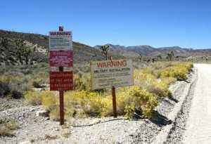 Video Penampakan UFO di Area 51 Bocor di Internet