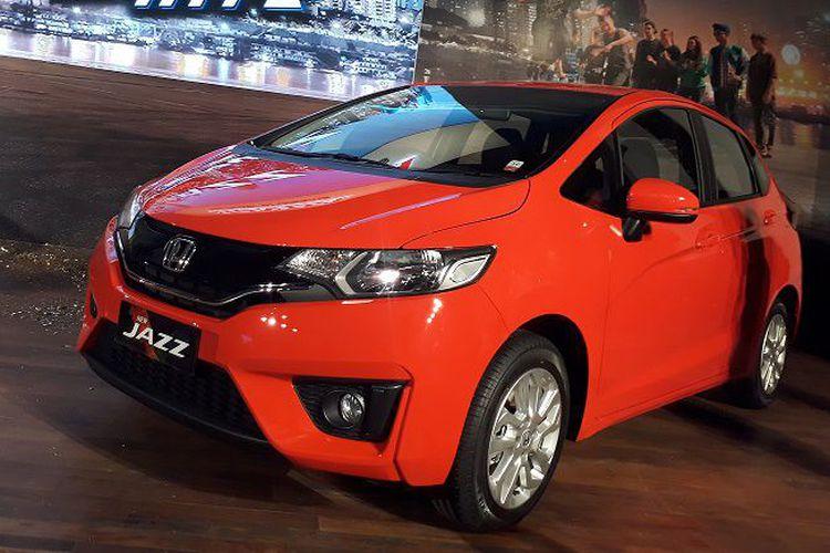 Apa Saja yang Baru di Honda Jazz Facelift?
