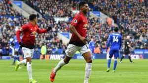 Manchester United Susah Payah Atasi Leicester di King Power Stadium