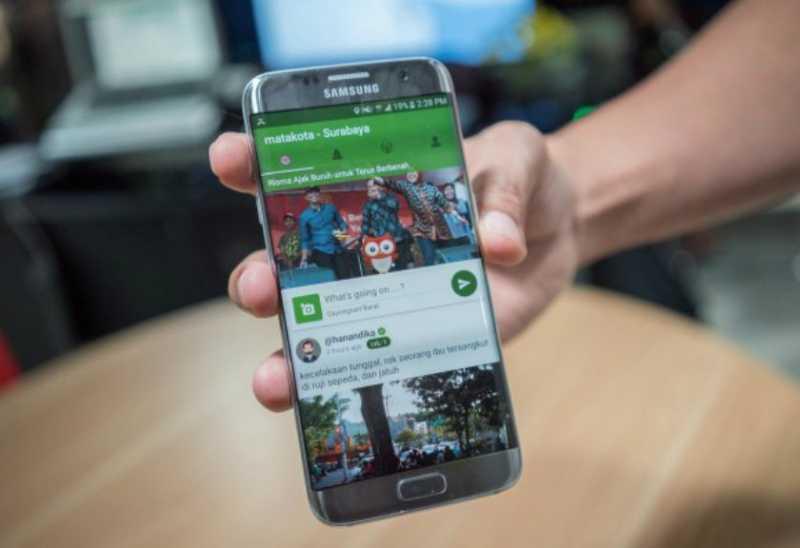 Aplikasi Buatan Surabaya Ini Bisa Laporkan Keadaan Darurat