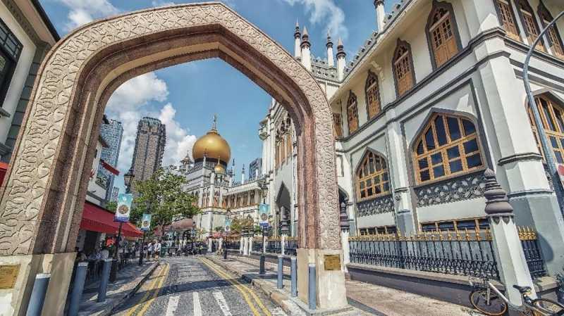 5 Rekomendasi Wisata di Kampong Glam Singapura