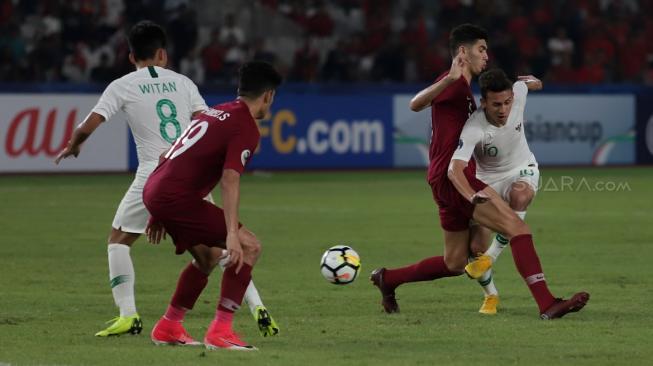 Pelatih Qatar Akui Lakukan Provokasi Saat Lawan Indonesia