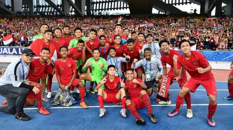 Cerita Pul Sepatu di Balik Kemenangan Timnas Indonesia U-16