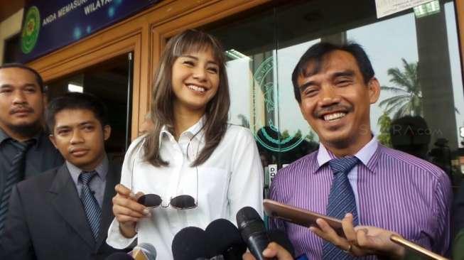 Penyebab Kirana Larasati Gugat Cerai Suami
