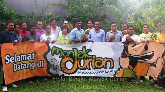 Hobi Makan Durian, Yuk Gabung di Komunitas Maniak Durian