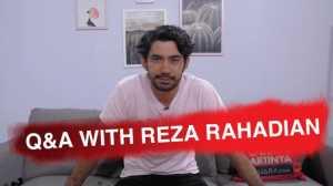 Ini 'Wasiat' BJ Habibie kepada Reza Rahadian