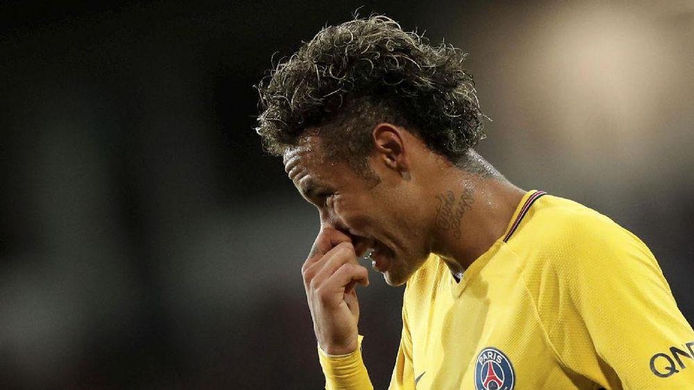 Eks Striker Barcelona: Neymar Bukan Bos di PSG