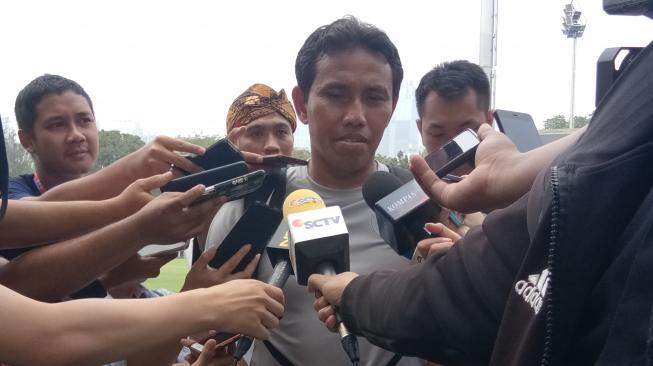 Miliki Kerangka Tim, Bima Sakti Siap Gantikan Milla di Piala AFF