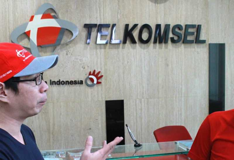 Telkomsel Bidik Segmentasi Bisnis