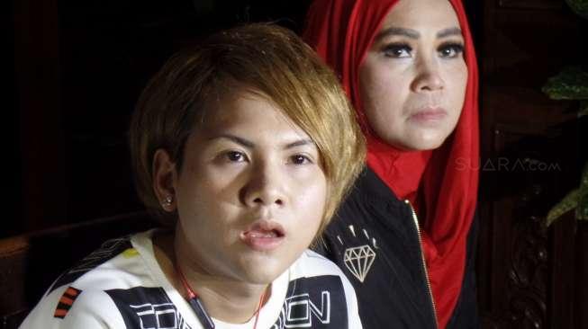 Ikhlas Dicerai Aming, Evelyn: Kayaknya dari Kak Aming Sendiri