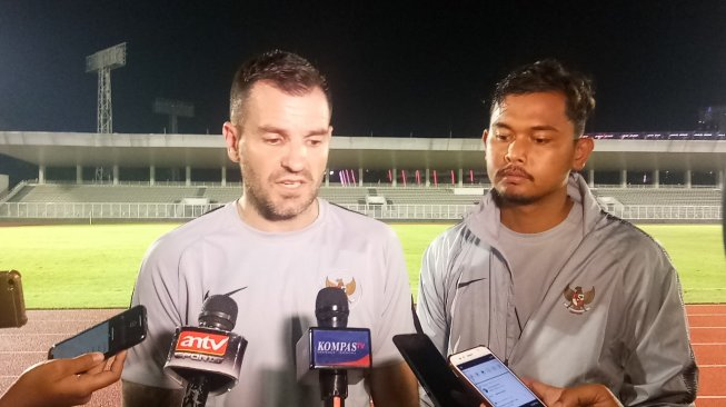 Simon McMenemy Belum Mau Panggil Pemain Timnas Indonesia U-23, Kenapa?