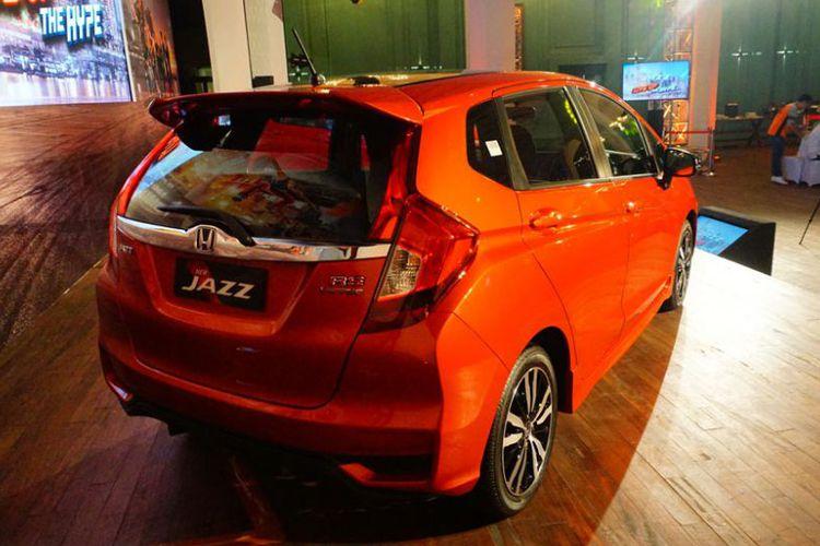 Harga Khusus untuk Warna Baru Honda Jazz