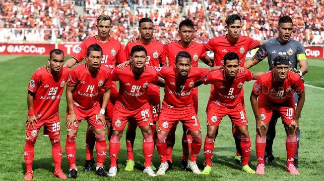Hadapi Bali United, Pelatih Persija Optimistis dengan Kualitas Pemain Lokal