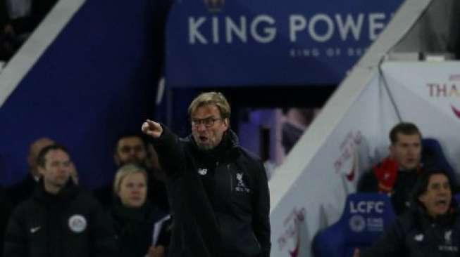 Liverpool Dibantai Leicester, Klopp Murka