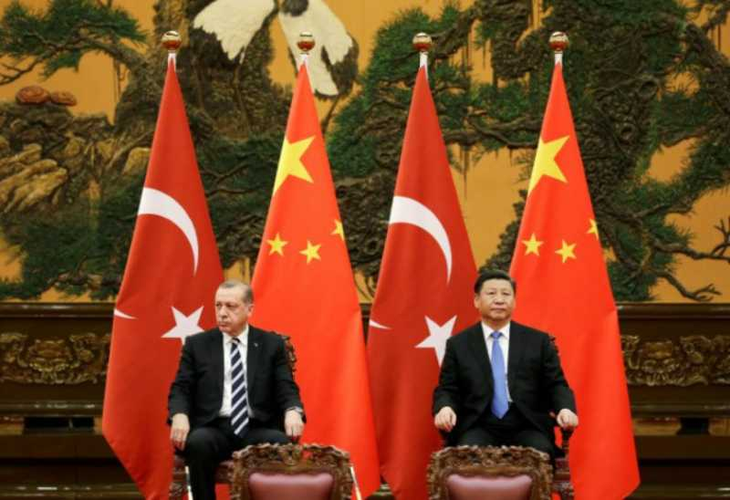 Berantas Terorisme, Cina Tingkatkan Kerjasama dengan Turki